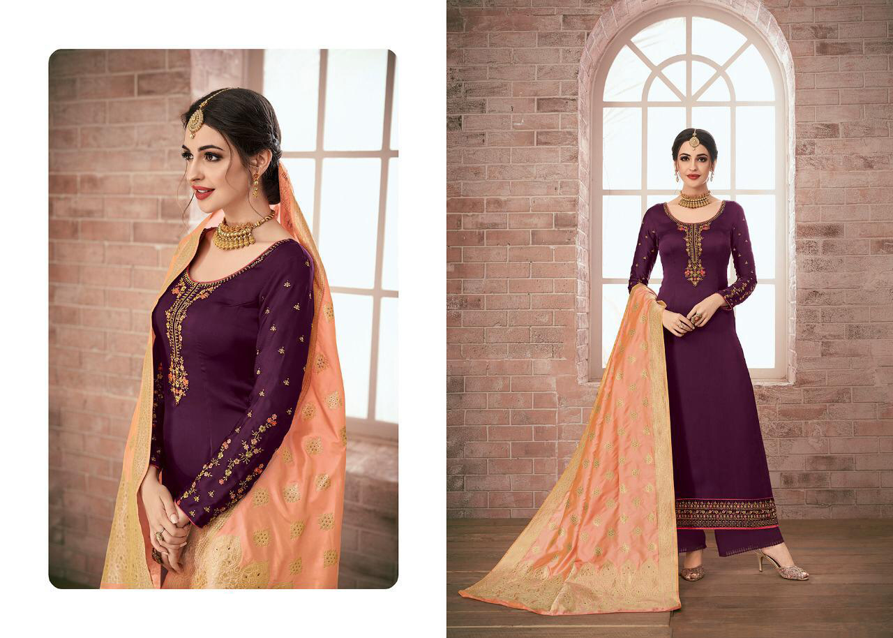 DESIGNER INDIAN SALWAR KAMEEZ - BT-SK-R-30015 - $69.99