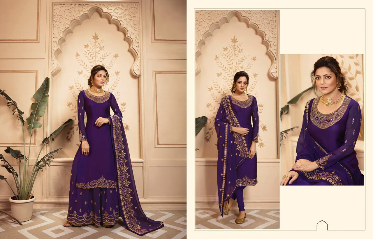DESIGNER INDIAN SALWAR KAMEEZ - BT-SK-R-30119 - $104.99