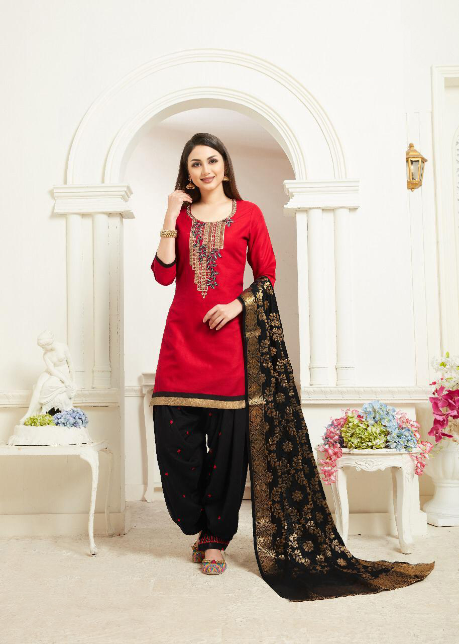 DESIGNER INDIAN SALWAR KAMEEZ - BT-SK-R-30028 - $59.99
