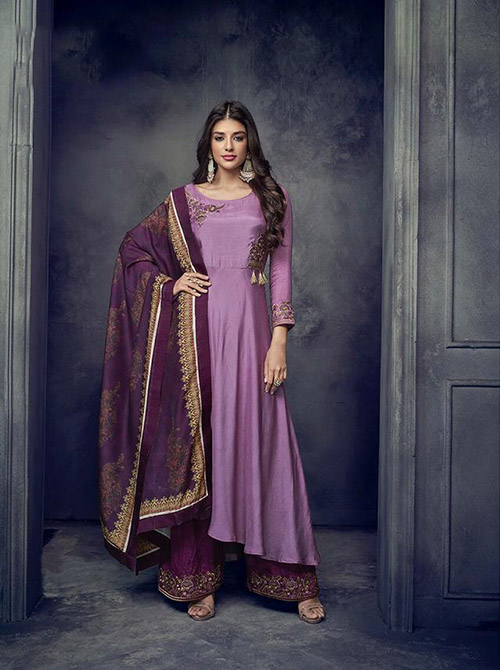 DESIGNER INDIAN SALWAR KAMEEZ - BT-SK-R-3981B