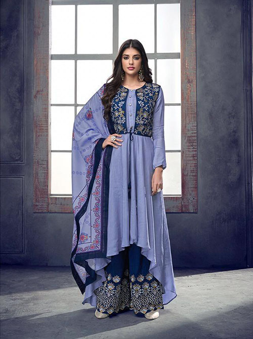 DESIGNER INDIAN SALWAR KAMEEZ - BT-SK-R-3981E
