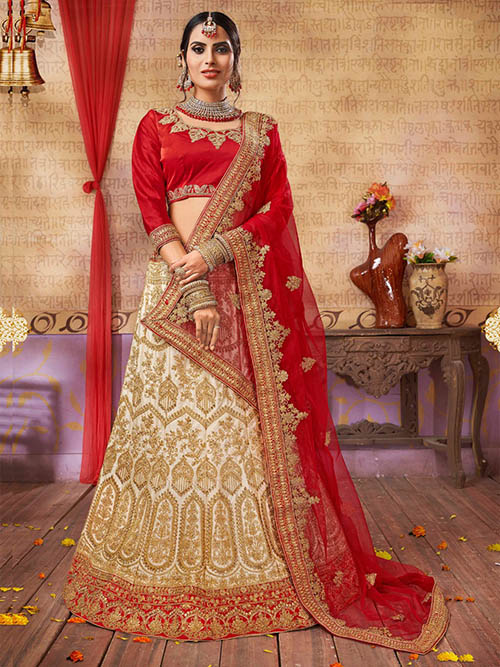 BEAUTIFUL INDIAN LEHENGA CHOLI - BT-LH-10012