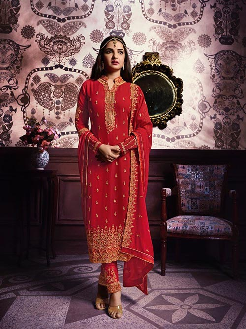 DESIGNER INDIAN SALWAR KAMEEZ - BT-SK-3963
