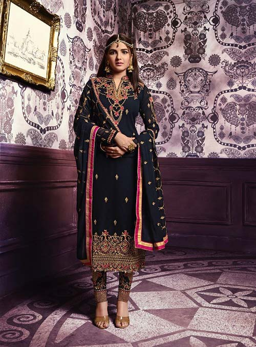 DESIGNER INDIAN SALWAR KAMEEZ - BT-SK-3964