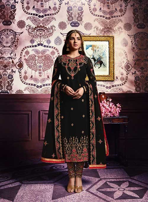 DESIGNER INDIAN SALWAR KAMEEZ - BT-SK-3966