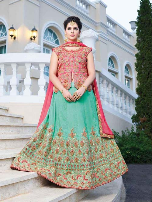 BEAUTIFUL INDIAN LEHENGA CHOLI - BT-LH4130