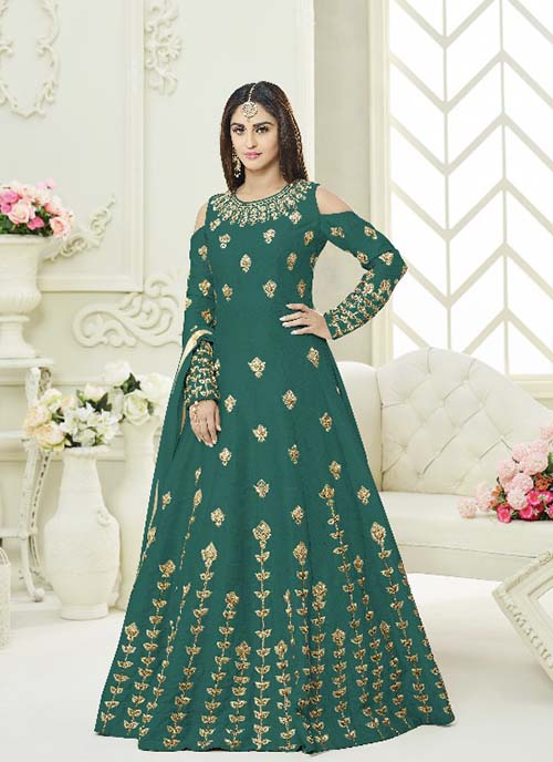 DESIGNER INDIAN SALWAR KAMEEZ - BT-SK3393