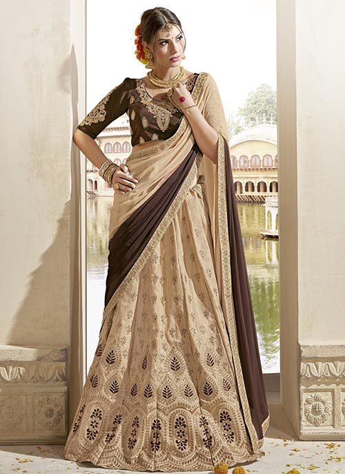BEAUTIFUL INDIAN LEHENGA CHOLI - BT-LH4143
