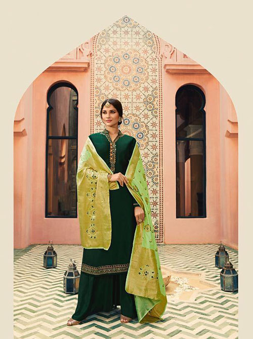 DESIGNER INDIAN SALWAR KAMEEZ - BT-SK-3971