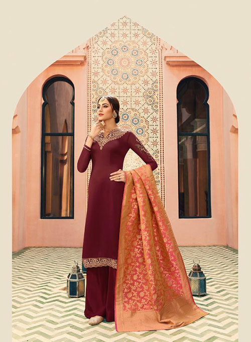 DESIGNER INDIAN SALWAR KAMEEZ - BT-SK-3972