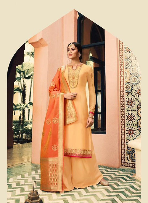 DESIGNER INDIAN SALWAR KAMEEZ - BT-SK-3974