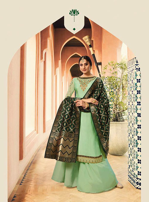 DESIGNER INDIAN SALWAR KAMEEZ - BT-SK-3976