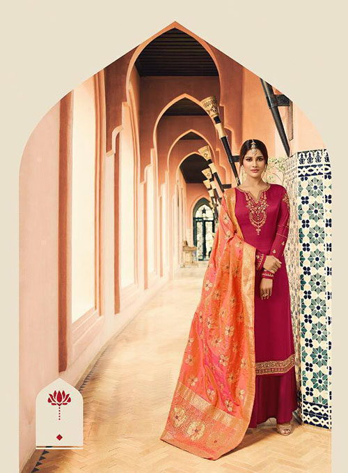 DESIGNER INDIAN SALWAR KAMEEZ - BT-SK-3977