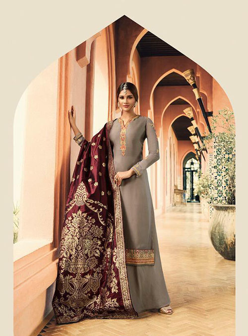 DESIGNER INDIAN SALWAR KAMEEZ - BT-SK-3978