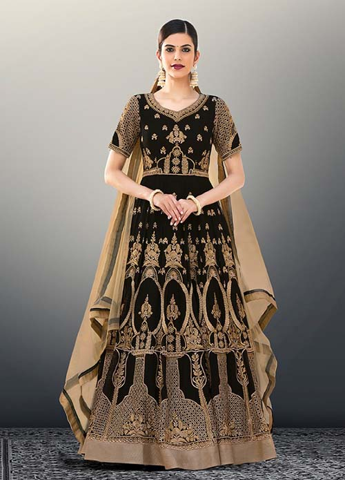DESIGNER INDIAN SALWAR KAMEEZ - BT-SK3381