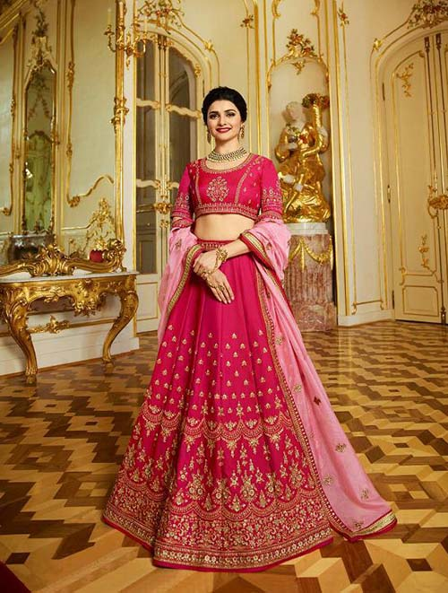 BEAUTIFUL INDIAN LEHENGA CHOLI - BT-LH-4205
