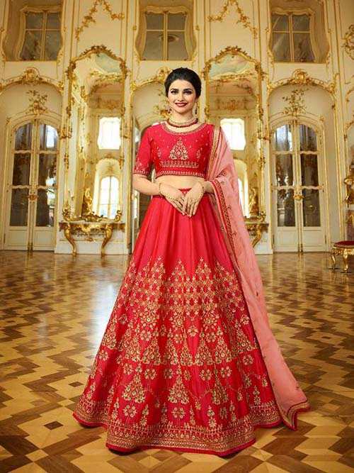 BEAUTIFUL INDIAN LEHENGA CHOLI - BT-LH-4208