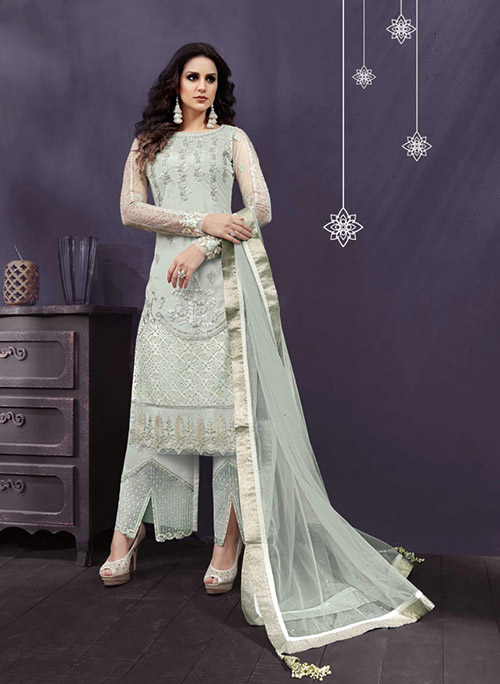 DESIGNER INDIAN SALWAR KAMEEZ - BT-SK-3805