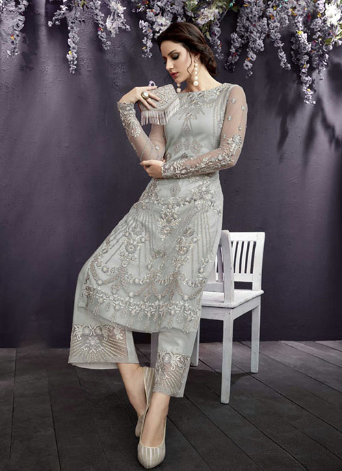 DESIGNER INDIAN SALWAR KAMEEZ - BT-SK-3802