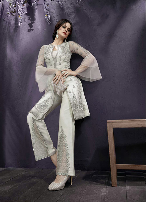 DESIGNER INDIAN SALWAR KAMEEZ - BT-SK-3808