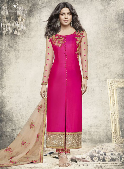 DESIGNER INDIAN SALWAR KAMEEZ - BT-SK-3835