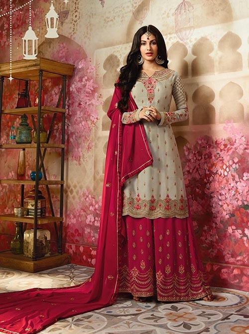 DESIGNER INDIAN SALWAR KAMEEZ - BT-SK-3850