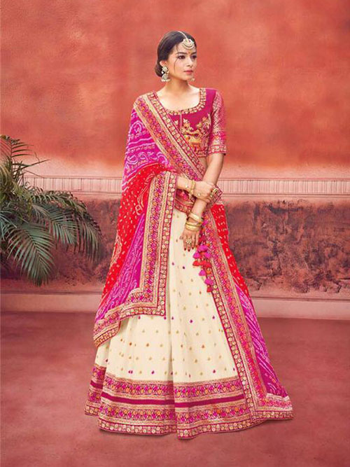BEAUTIFUL INDIAN LEHENGA CHOLI - BT-LH-10003