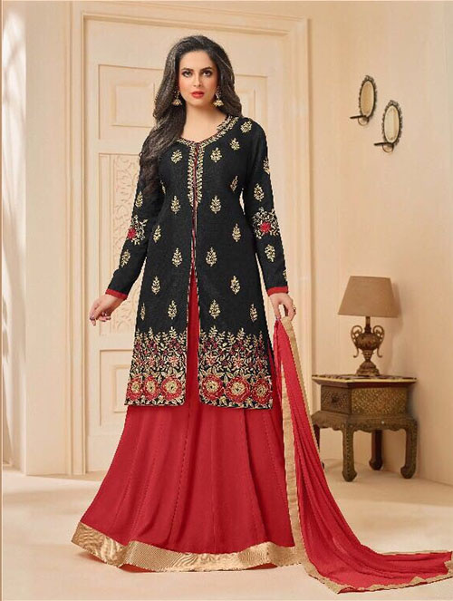 DESIGNER INDIAN SALWAR KAMEEZ - BT-SK3547
