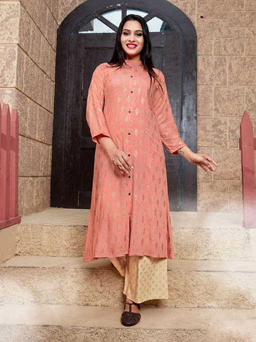 DESIGNER INDIAN KURTI - BT-K-R-90044-XXL