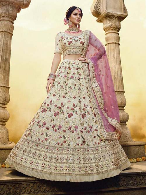 BEAUTIFUL INDIAN LEHENGA CHOLI - BT-LH-10294