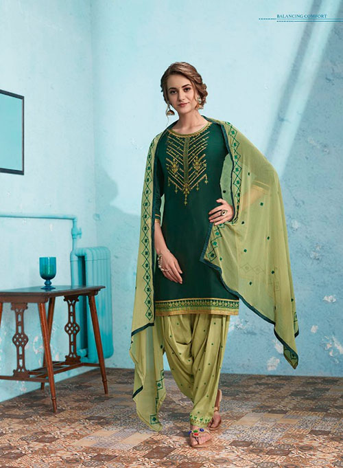 DESIGNER INDIAN SALWAR KAMEEZ - BT-SK-R-30157