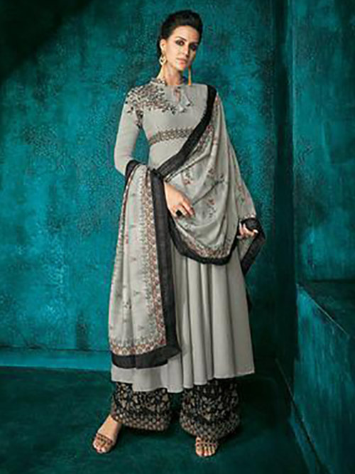 DESIGNER INDIAN SALWAR KAMEEZ - BT-SK-R-30082