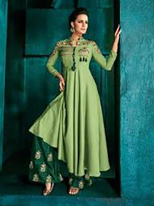 DESIGNER INDIAN SALWAR KAMEEZ - BT-SK-R-30086