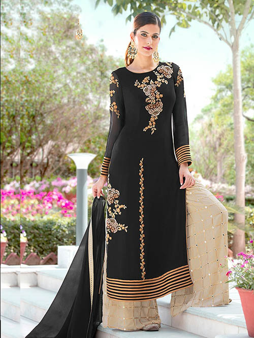 DESIGNER INDIAN SALWAR KAMEEZ - BT-SK-R-30120