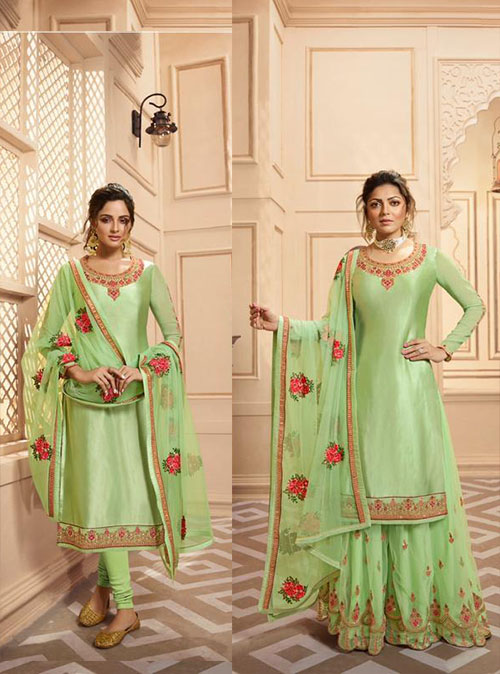 DESIGNER INDIAN SALWAR KAMEEZ - BT-SK-R-30118
