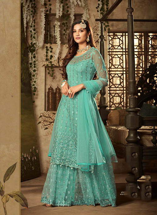 DESIGNER INDIAN SALWAR KAMEEZ - BT-SK-R-30134