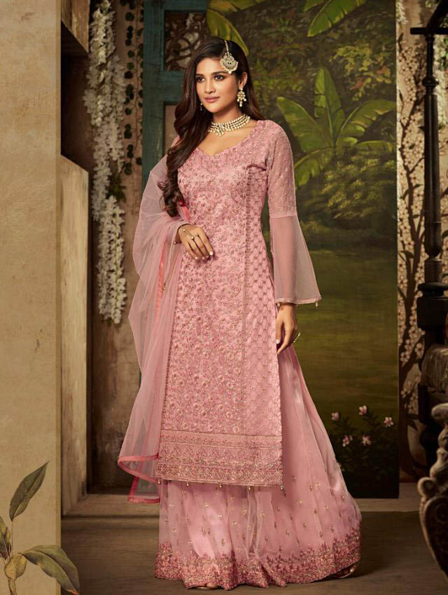 DESIGNER INDIAN SALWAR KAMEEZ - BT-SK-R-30135
