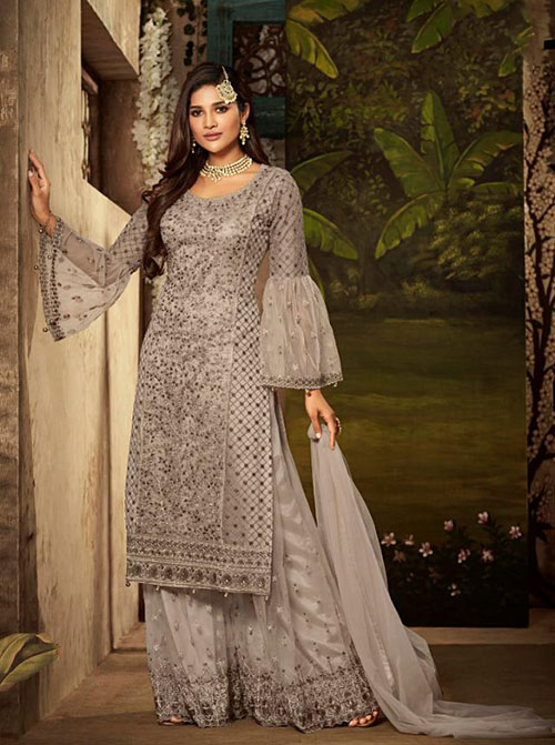 DESIGNER INDIAN SALWAR KAMEEZ - BT-SK-R-30136