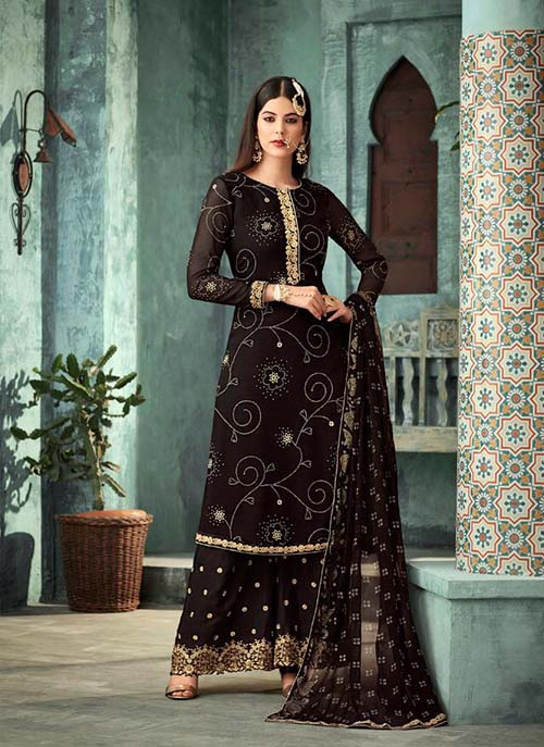 DESIGNER INDIAN SALWAR KAMEEZ - BT-SK-R-30144