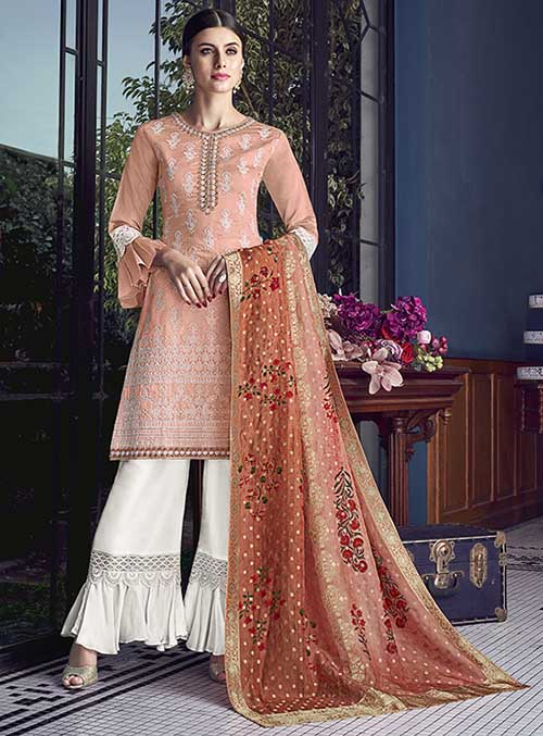 DESIGNER INDIAN SALWAR KAMEEZ - BT-SK-R-30216