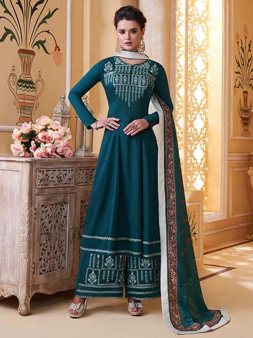 DESIGNER INDIAN SALWAR KAMEEZ - BT-SK-R-30301