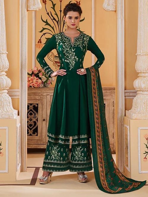DESIGNER INDIAN SALWAR KAMEEZ - BT-SK-R-30303