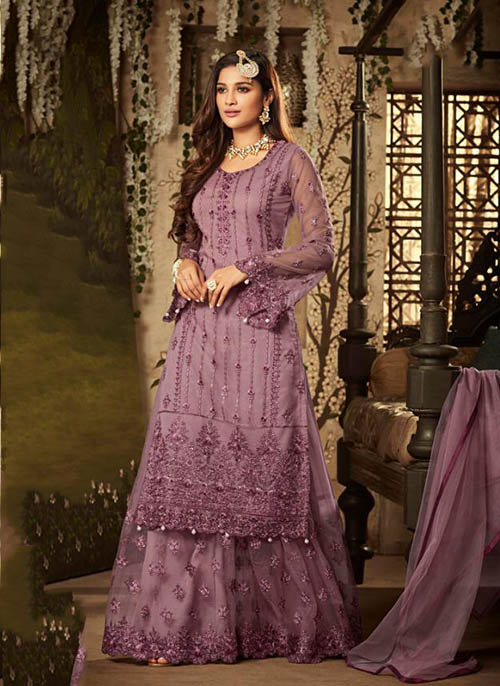 DESIGNER INDIAN SALWAR KAMEEZ - BT-SK-R-30131