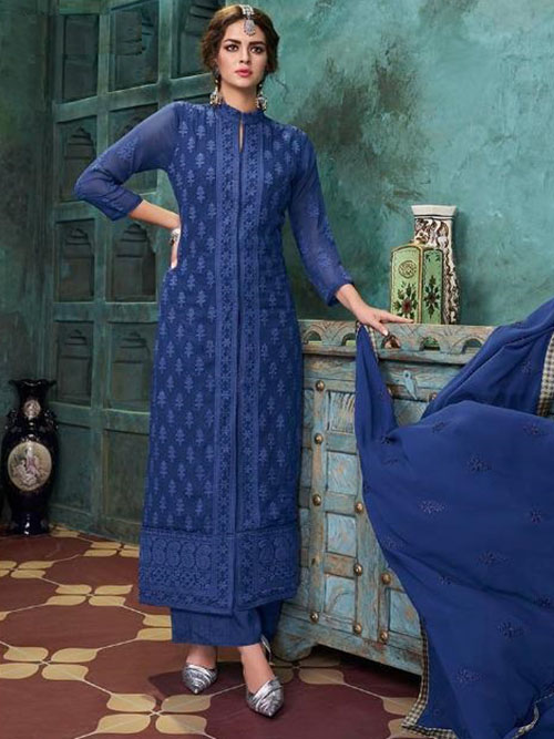 DESIGNER INDIAN SALWAR KAMEEZ - BT-SK-R-30311