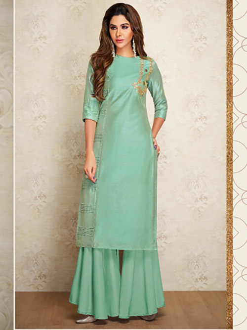 DESIGNER INDIAN SALWAR KAMEEZ - BT-SK-R-30322