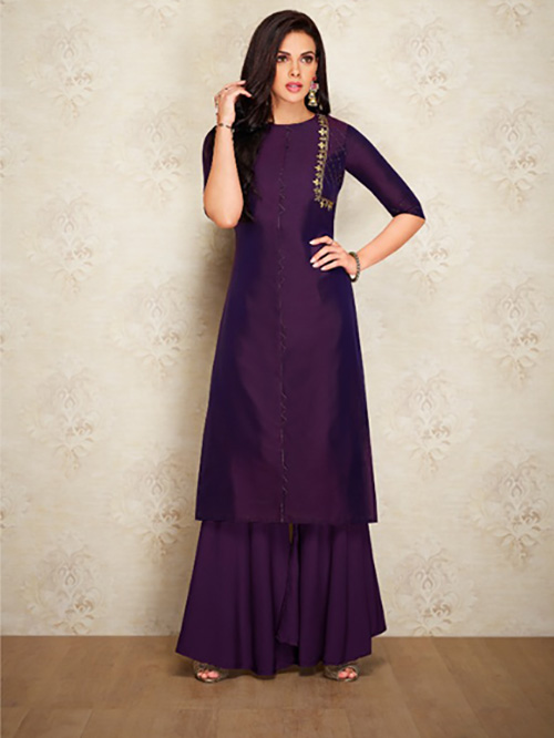 DESIGNER INDIAN SALWAR KAMEEZ - BT-SK-R-30323