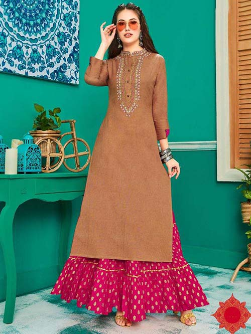 DESIGNER INDIAN SALWAR KAMEEZ - BT-SK-R-30342