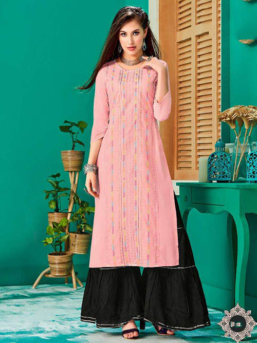 DESIGNER INDIAN SALWAR KAMEEZ - BT-SK-R-30346