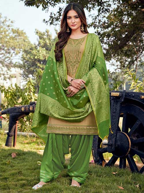 DESIGNER INDIAN SALWAR KAMEEZ - BT-SK-R-30350
