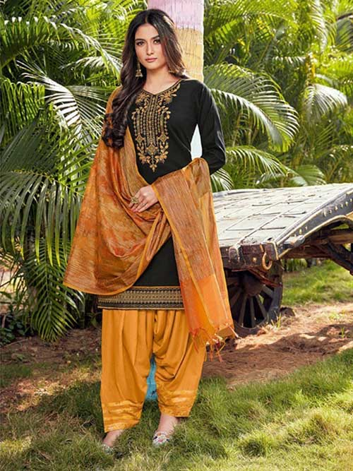 DESIGNER INDIAN SALWAR KAMEEZ - BT-SK-R-30352